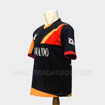 Jersey Bola Tim FC Wando